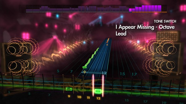 """Скриншот №1 к Rocksmith® 2014 – Queens Of The Stone Age - """"I Appear Missing"""""""