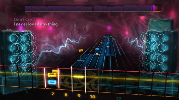 """Скриншот №4 к Rocksmith® 2014 – Queens Of The Stone Age - """"I Appear Missing"""""""