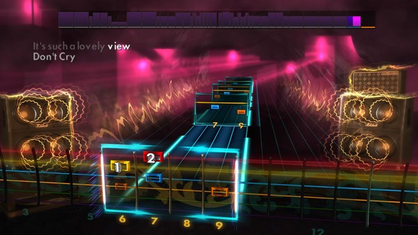 """Скриншот №2 к Rocksmith® 2014 – Queens Of The Stone Age - """"I Appear Missing"""""""