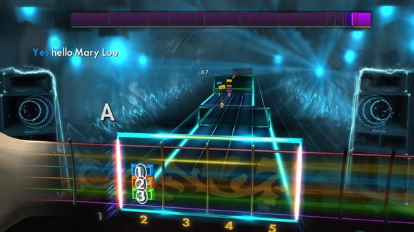 """Скриншот №3 к Rocksmith® 2014 – Ricky Nelson - """"Hello Mary Lou Goodbye Heart"""""""