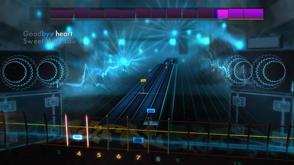 """Скриншот №4 к Rocksmith® 2014 – Ricky Nelson - """"Hello Mary Lou Goodbye Heart"""""""