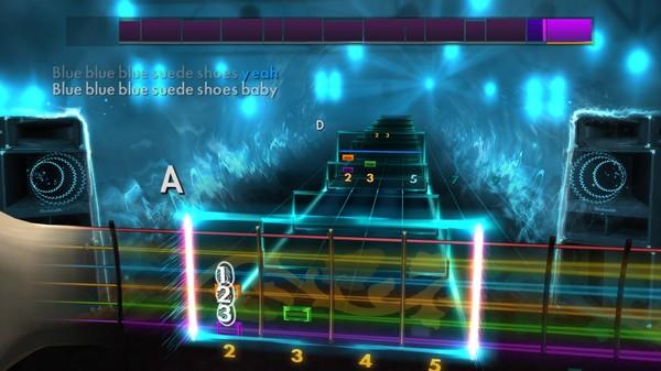 Скриншот №3 к Rocksmith® 2014 – Rockabilly Song Pack