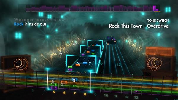Скриншот №4 к Rocksmith® 2014 – Rockabilly Song Pack