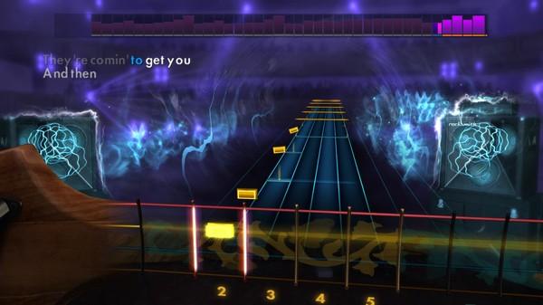 "Скриншот №5 к Rocksmith® 2014 – Accept - ""Balls To The Wall"""