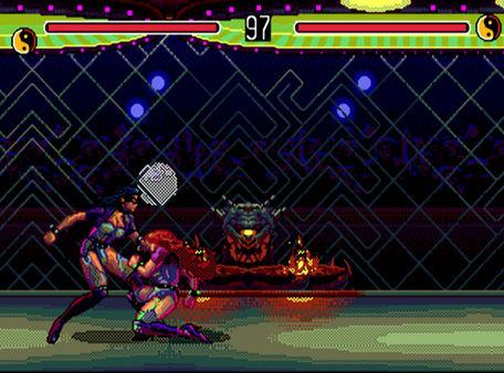 скриншот Eternal Champions 3