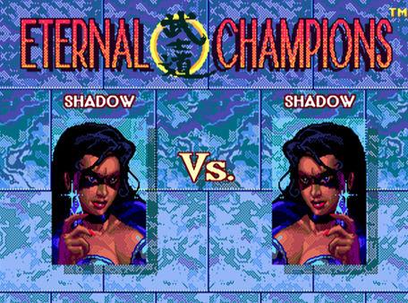 скриншот Eternal Champions 1