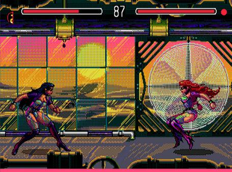 скриншот Eternal Champions 2