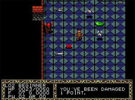скриншот Fatal Labyrinth 2