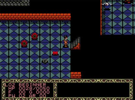 скриншот Fatal Labyrinth 3