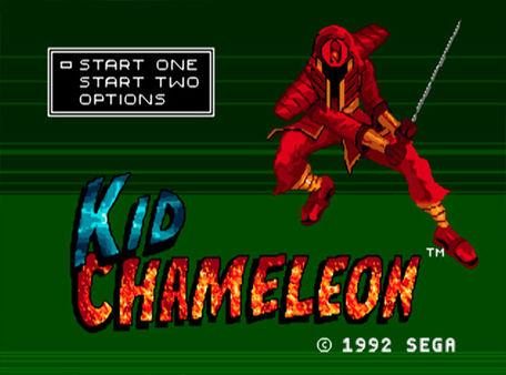 скриншот Kid Chameleon 0