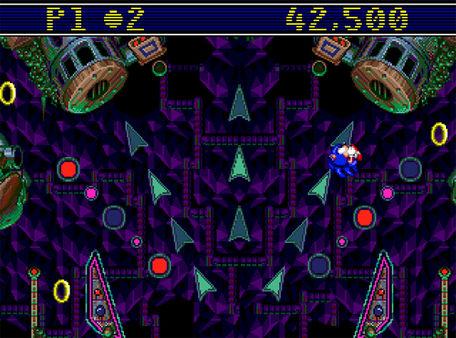 скриншот Sonic Spinball 2
