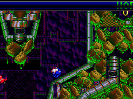 скриншот Sonic Spinball 3