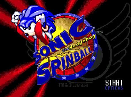 скриншот Sonic Spinball 0