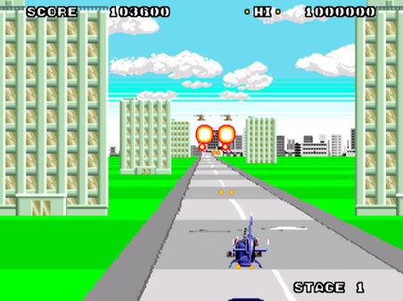 скриншот Super Thunder Blade 3