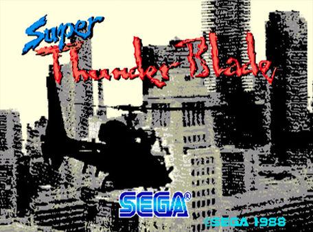 скриншот Super Thunder Blade 0