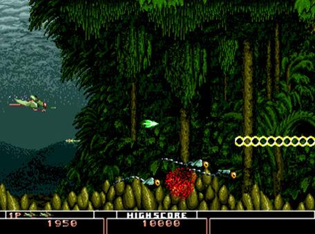 скриншот Bio-Hazard Battle 2
