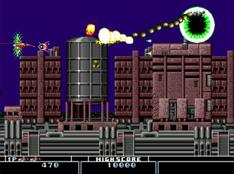 скриншот Bio-Hazard Battle 3