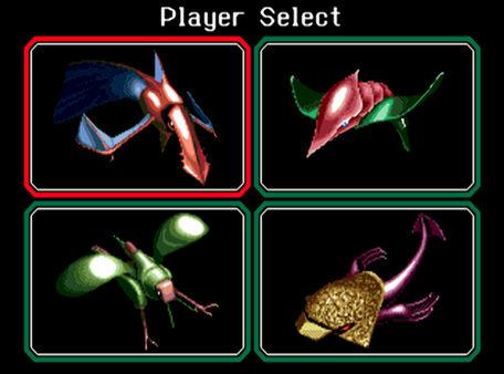 скриншот Bio-Hazard Battle 1