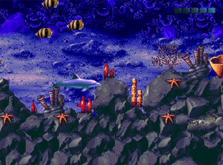 скриншот Ecco: The Tides of Time 3