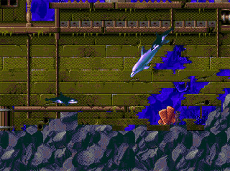 скриншот Ecco: The Tides of Time 1
