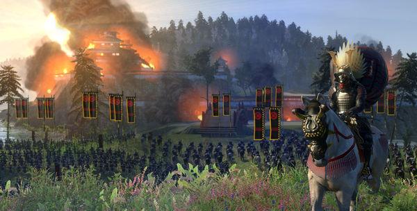 Скриншот №1 к Total War SHOGUN 2 - The Hattori Clan Pack