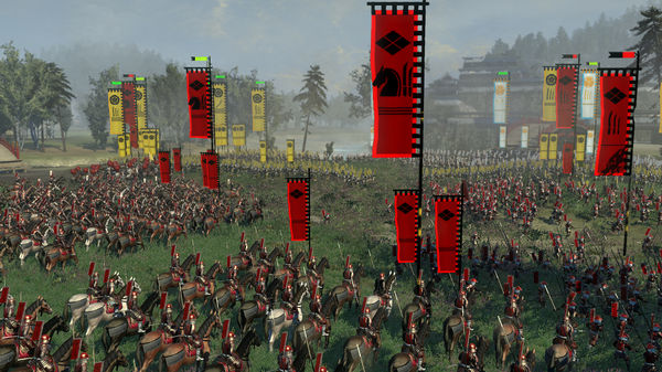 Скриншот №5 к Total War SHOGUN 2 - The Hattori Clan Pack