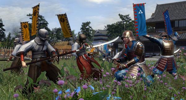 Скриншот №11 к Total War SHOGUN 2 - The Ikko Ikki Clan Pack