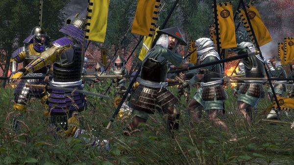 Скриншот №2 к Total War SHOGUN 2 - The Ikko Ikki Clan Pack