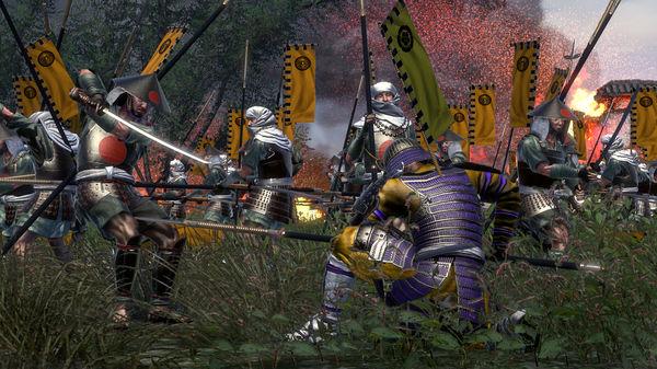 Скриншот №3 к Total War SHOGUN 2 - The Ikko Ikki Clan Pack