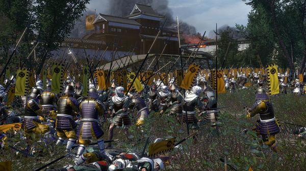 Скриншот №10 к Total War SHOGUN 2 - The Ikko Ikki Clan Pack