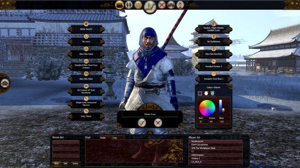 Скриншот №7 к Total War SHOGUN 2 - The Ikko Ikki Clan Pack