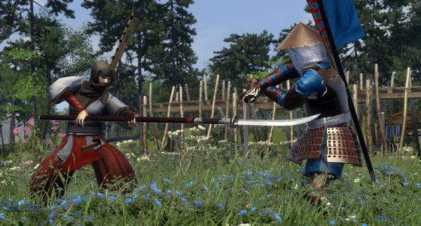 Скриншот №1 к Total War SHOGUN 2 - The Ikko Ikki Clan Pack