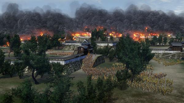 Скриншот №9 к Total War SHOGUN 2 - The Ikko Ikki Clan Pack