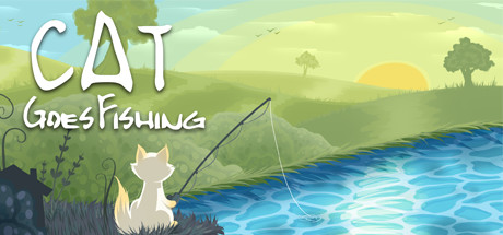 Cat Goes Fishing Cover Image