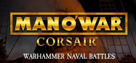 Man O' War: Corsair - Warhammer Naval Battles Cover Image