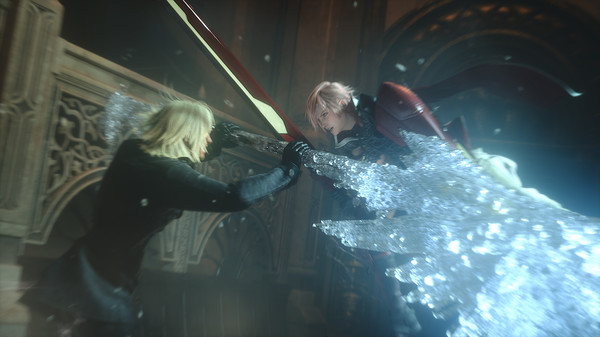 LIGHTNING RETURNS: FINAL FANTASY XIII скриншот
