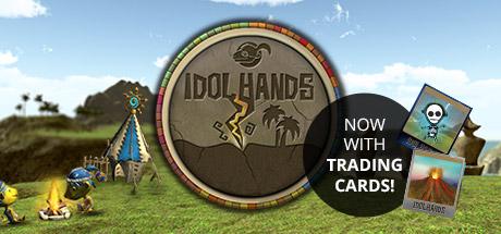 Game Banner Idol Hands