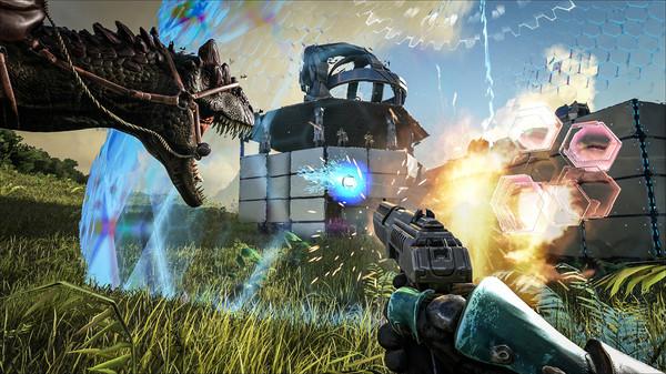 Скриншот №12 к ARK Survival Evolved
