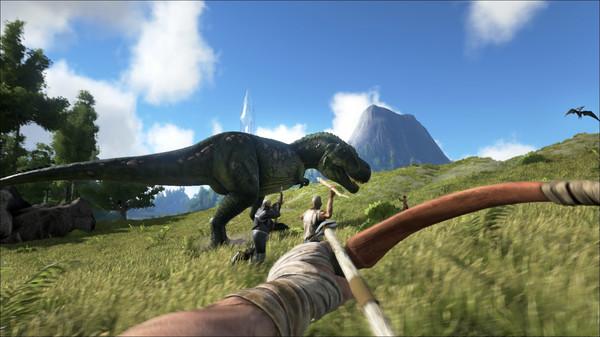Скриншот №1 к ARK Survival Evolved