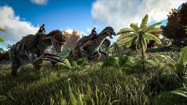 Скриншот №15 к ARK Survival Evolved