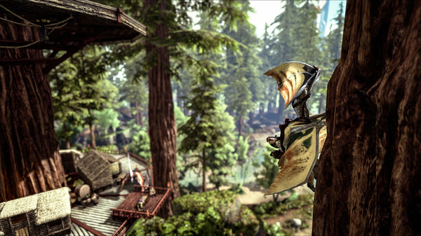 Скриншот №17 к ARK Survival Evolved
