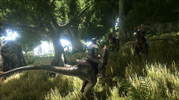 Скриншот №5 к ARK Survival Evolved