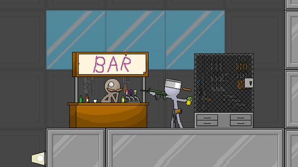 Скриншот №5 к Boring Man - Online Tactical Stickman Combat