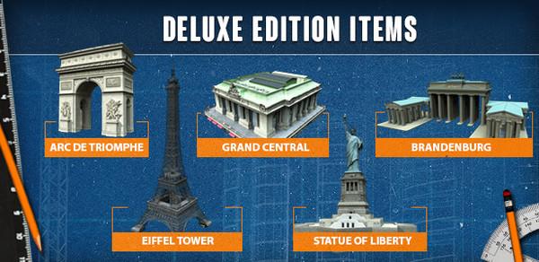 Скриншот №1 к Cities Skylines - Deluxe Edition Upgrade Pack