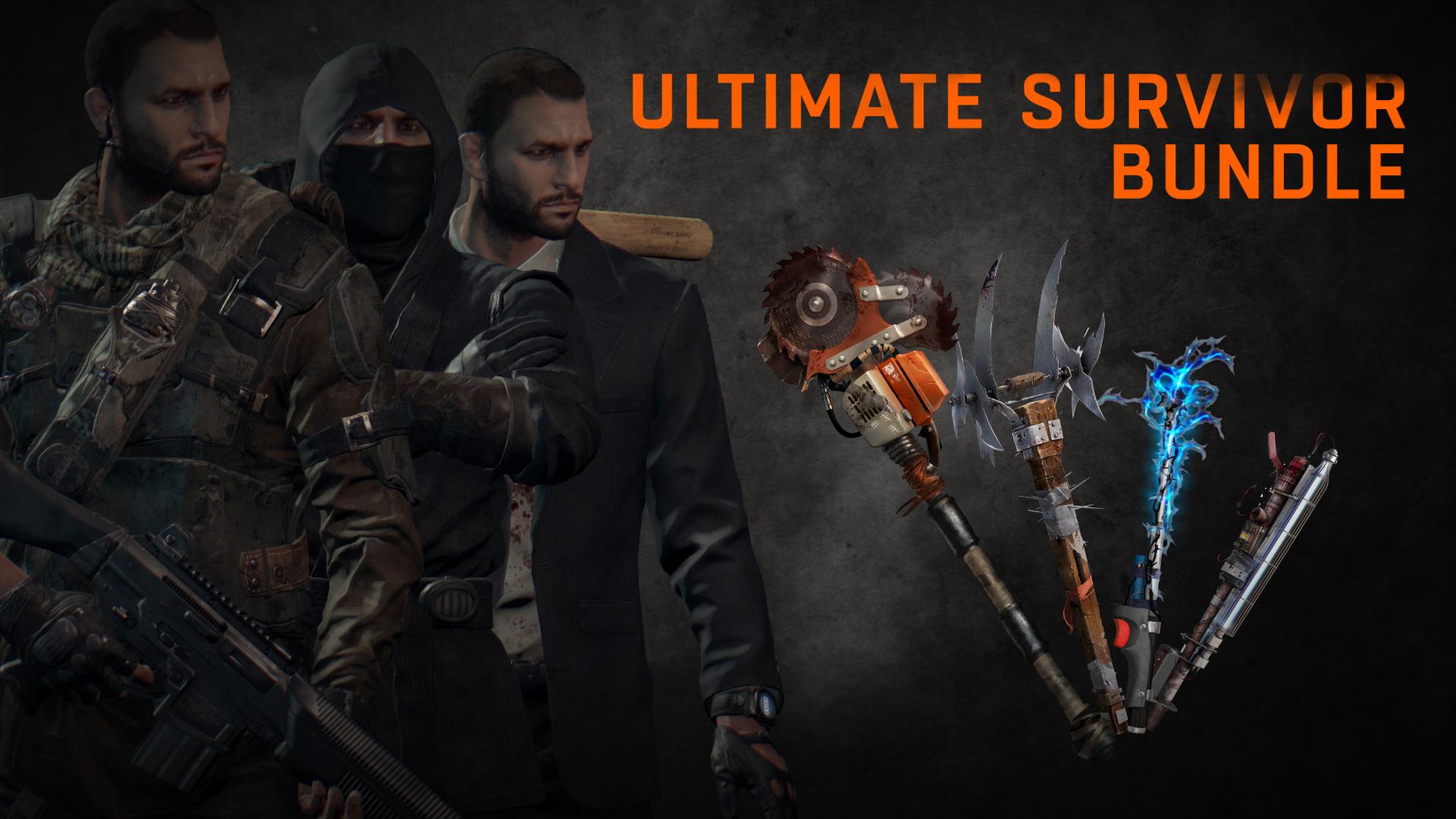 Dying Light - Ultimate Survivor Bundle