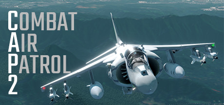 Combat Air Patrol 2: Military Flight Simulator Cover Image