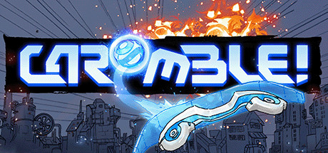 Caromble! Cover Image