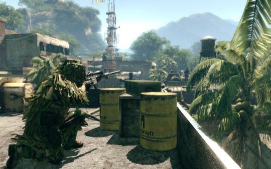 Sniper: Ghost Warrior скриншот