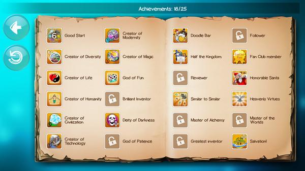 Скриншот №10 к Doodle God