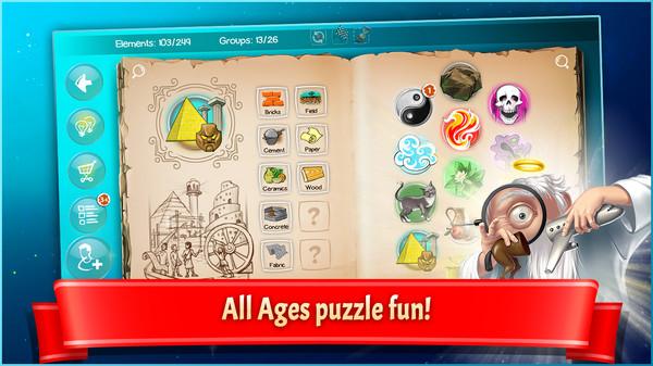 Скриншот №3 к Doodle God